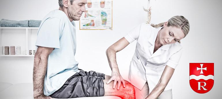 fisioterapia a domicilio a Riviera nel Canton Ticino